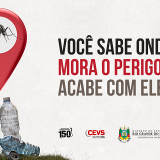 Campanha do Governo do Estado reforça as medidas preventivas contra o Aedes aegypti